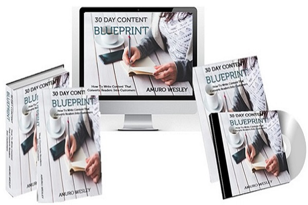 30 Day Content Blueprint